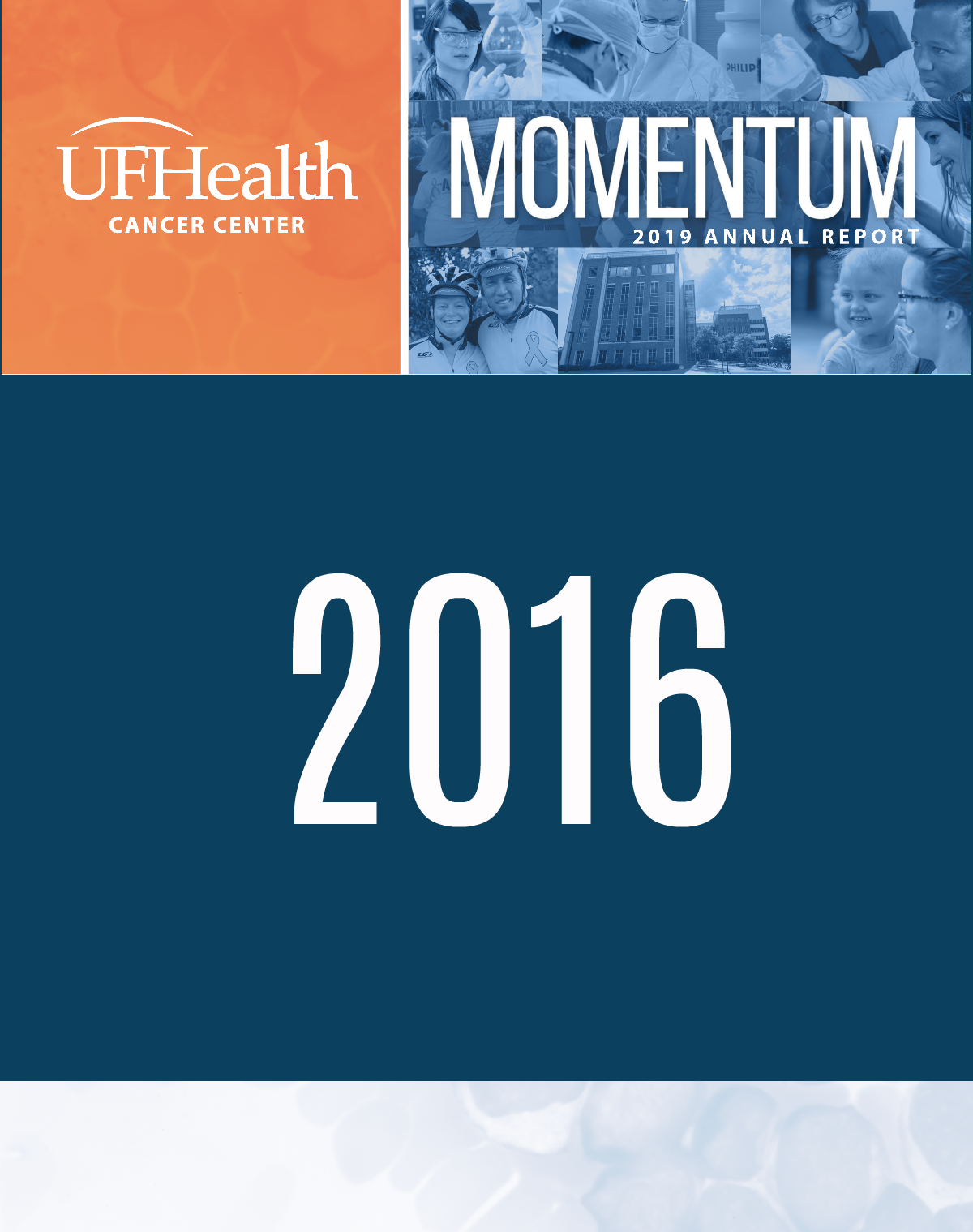 Cover for 2016 Issue