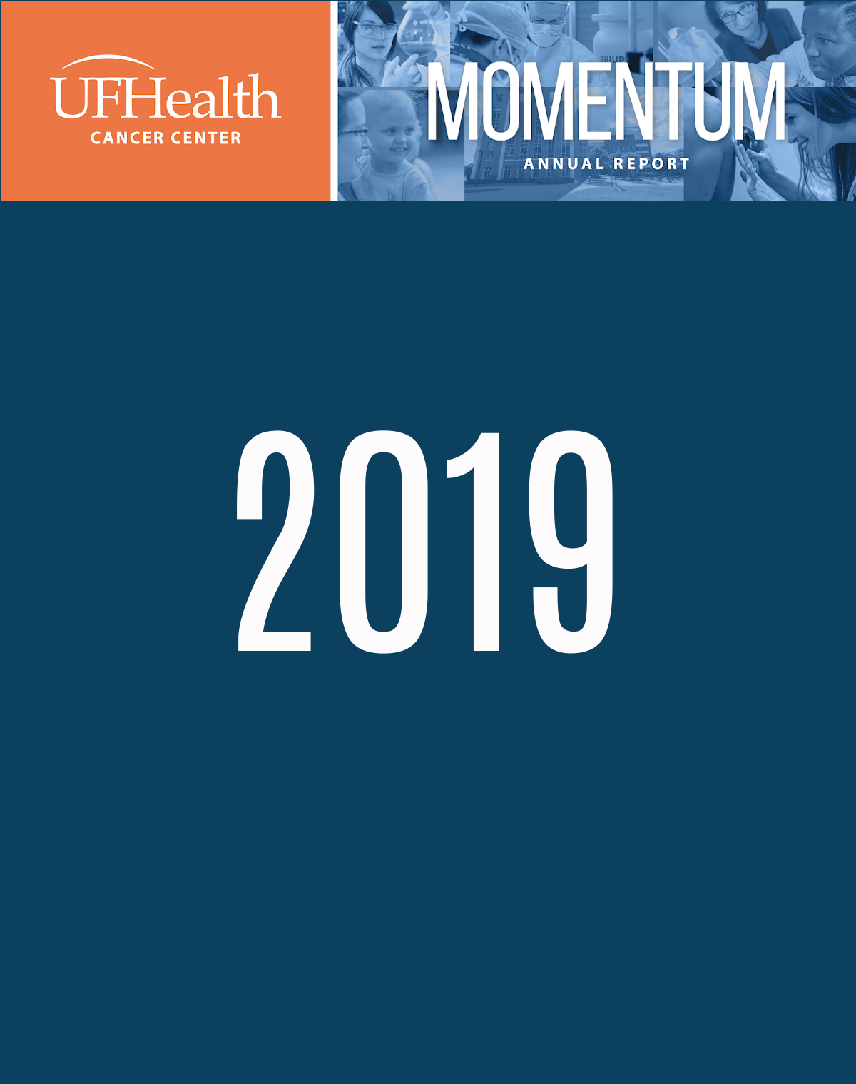 Cover for 2019 Issue